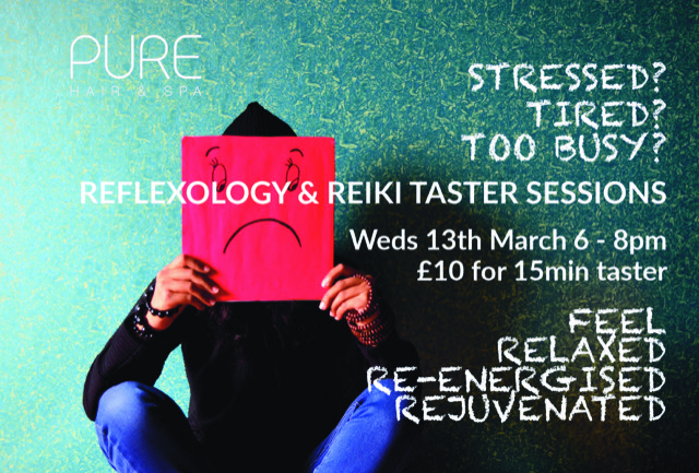 Holistic Therapy Taster Night