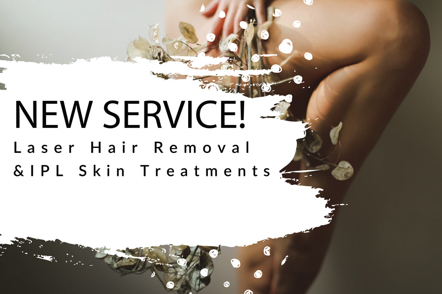 New To Pure!  Laser Hair Removal & IPL Skin Treatments