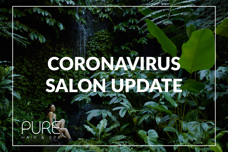 Coronavirus Salon Update
